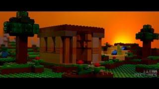 Lego Minecraft Выживание серия 1,2,3,4,5,6,7,8,9