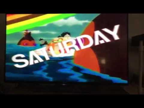 Cartoon Network - September 2003 Promos & Bumps