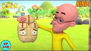 Motu Patlu Ka Magic Bag - Motu Patlu in Hindi - 3D Animated cartoon series for kids