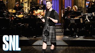 James McAvoy Monologue - SNL