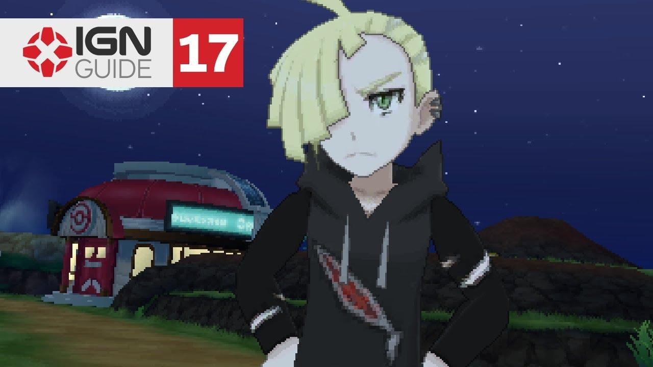 Pokemon: Ultra Sun and Ultra Moon Walkthrough - Route 5