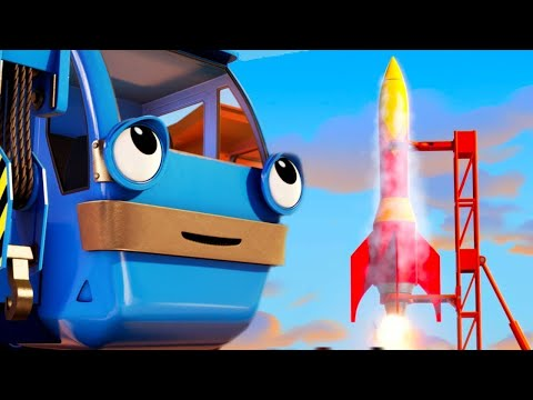 Bob The Builder US   The Rocket Launch 🚀   Bob In Space   Kids TV Shows Full Episodes