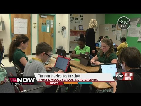 Study finds children spend 7 hours per day on electronic devices