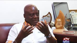 Dr.Anyah Sacked From Korle Bu - UPfront on JoyNews (13-6-18)