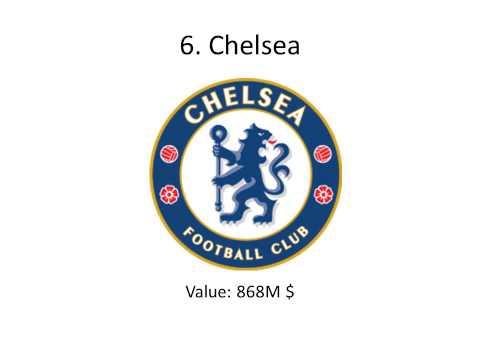 10 richest football clubs 2014