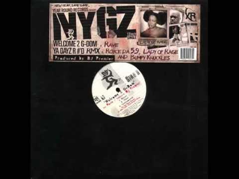 NYG'z - It's On