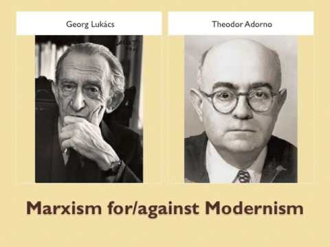 "georg lukacs quotthe ideology of modernismquot essay Literary modernism and beyond is an introduction, a history in ""the ideology of modernism"" (1957), georg lukács attacked modernism for repudiating the past."