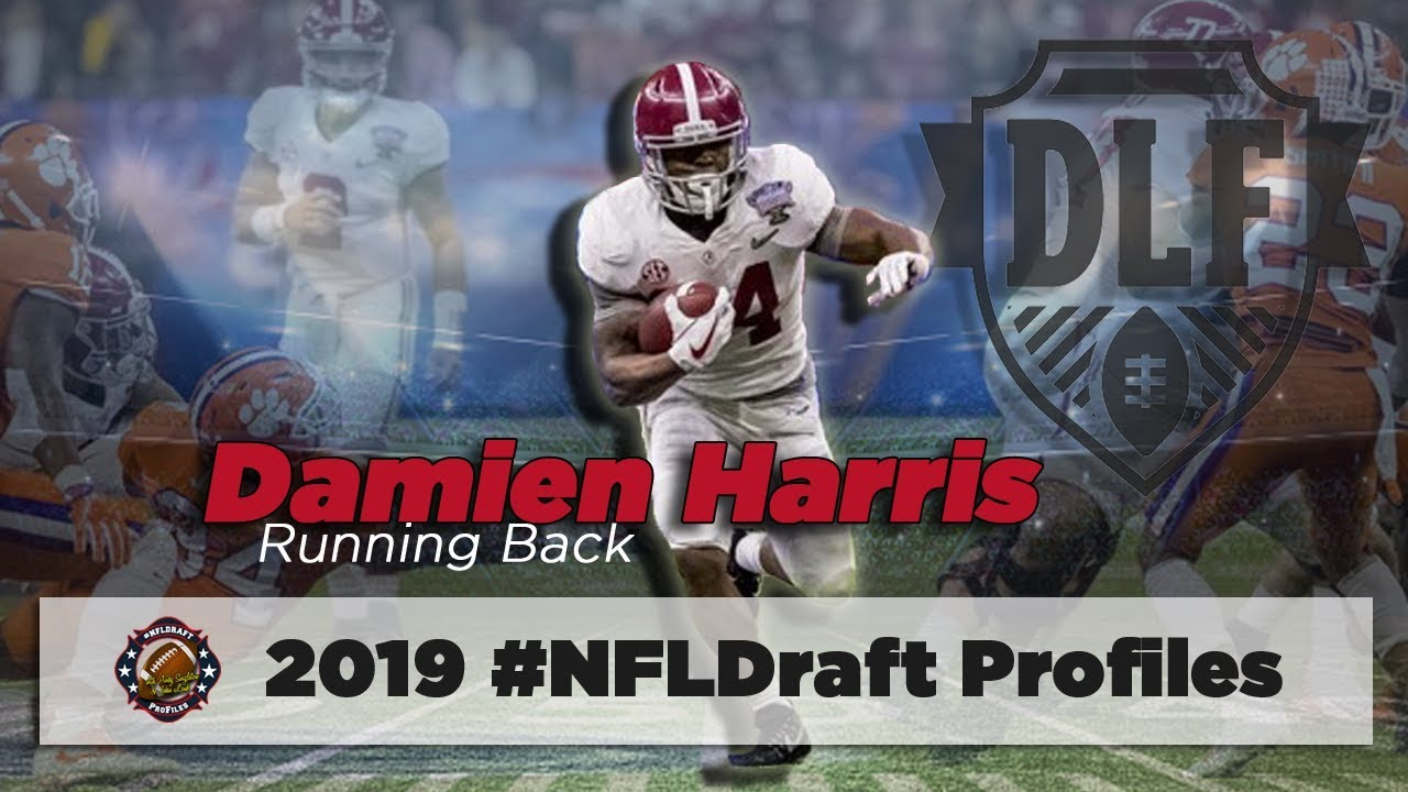 Damien Harris 2019 Nfl Draft Profile Youtube