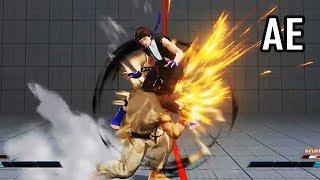 SFVAE - Daigo Ryu returns! vs. Sakura