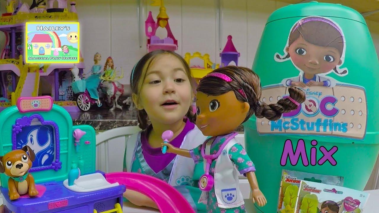 Best Doc Mcstuffins Toys Compilation For Kids 1 Youtube