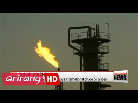 International crude oil prices rise in response to Fed's rate freeze