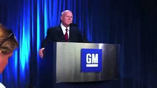 Dan Akerson talks government ownership of General Motors, company