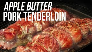 Apple Butter Tenderloin recipe