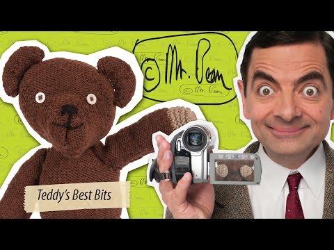 Teddy's Best Bits | Official Mr. Bean