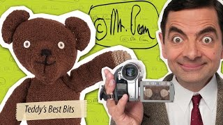 Teddy's Best Bits | Mr. Bean Official