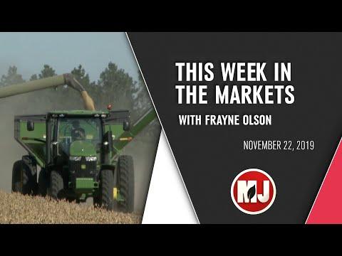 Markets with Frayne Olson | November 22, 2019