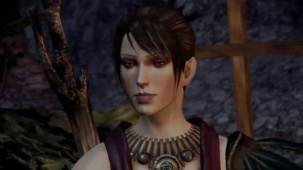 Morrigan dragon age