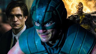 All 7 DC Movies Releasing After Zack Snyder's Justice League