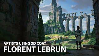 Artists Using 3D Coat - Florent Lebrun