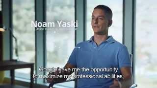 Google Partners Case study 2013 NoamYasky