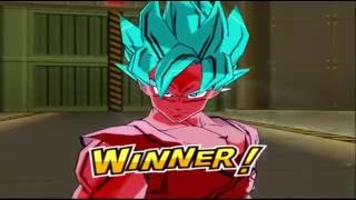 Goku ssgss kaioken vs black