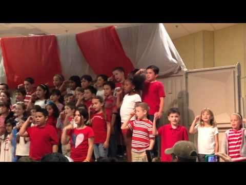 Seussical: The Musical by 2nd graders @ Thousand Oaks Elem. 2016