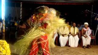 Bhuta Kola Pilichamundi Gaggara Seva
