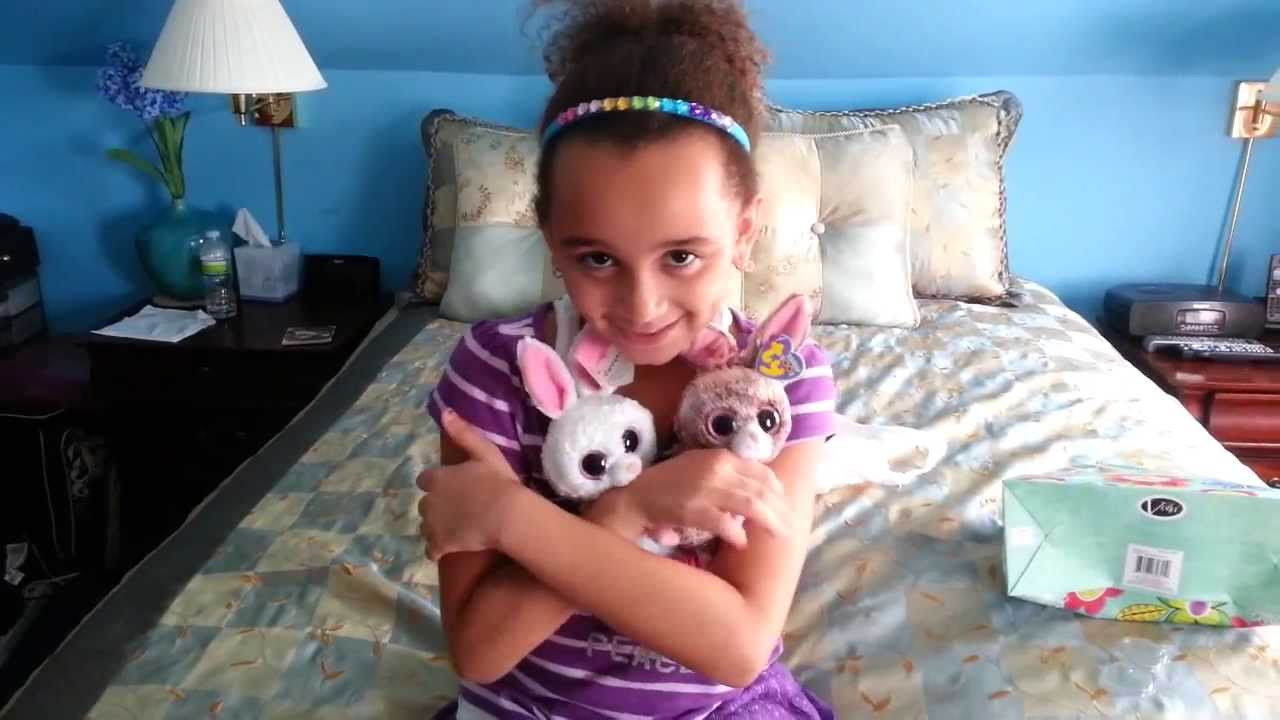 341cbd9c435 Welcome Beanie Boos  113 and  114 Woody   Carrots - YouTube