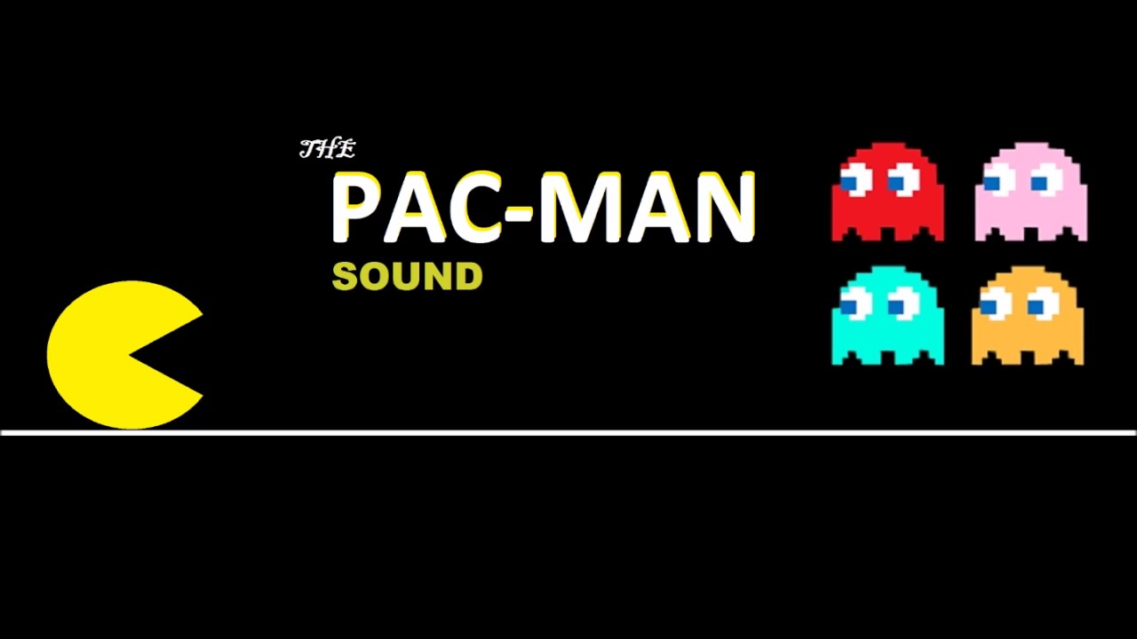 Pac-man (game sound effect) by namco sounds on itunes.