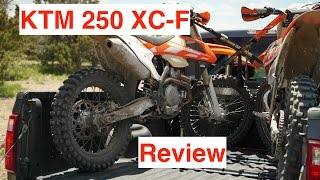KTM 250 XC-F Review - Episode 157