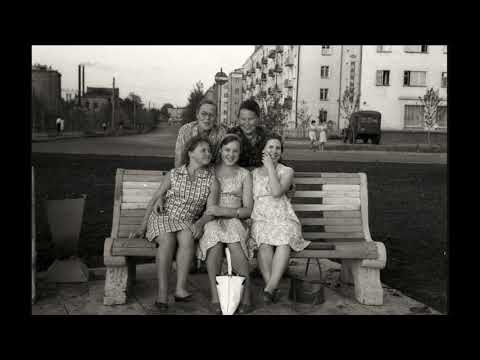 Омск в 1960-х годах / Omsk in the 1960s