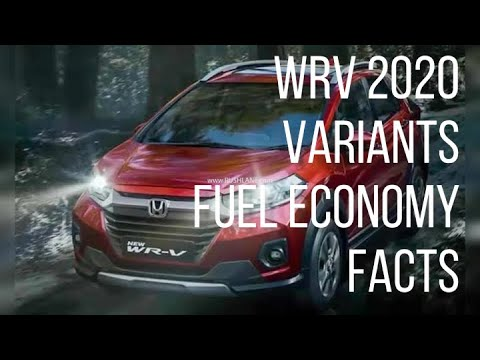 HONDA WRV 2020 EXCLUSIVE INFORMATION I SPY-11 I
