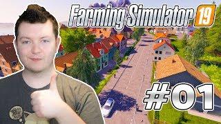 Farming Simulator 19 #01 - Jesteśmy Napromieniowani! | Vertez & Swiatek FS19