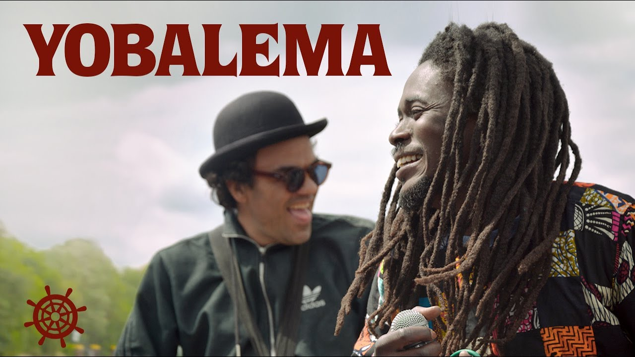 YOBALEMA by Napalma | FLOATING SHACK SESSIONS BERLIN | LIVE at UNKRAUT