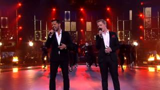 Ricky & Luke Sing El Tango De Roxanne: The Voice Australia Season 2