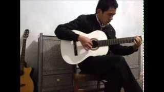 Trúc Hồ ~ Cơn mưa hạ (solo guitar)