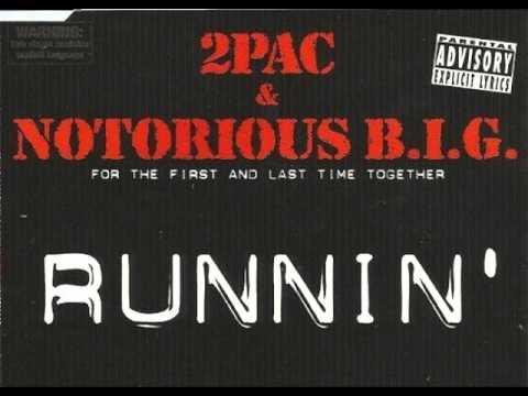 Runnin (original '94 uncut version) - 2Pac, Biggie, Dramacydal, Stretch + Buju Banton