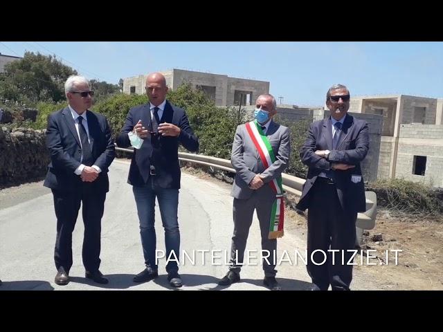 Inaugurazione nuovo Istituto Superiore a Pantelleria 30 06 2020