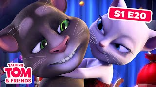 Talking Tom and Friends - Angela's Heckler (Season 1 Episode 20)