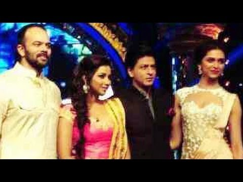 Chennai Express on Indian Idol Junior 6- 3rd August 2013 episode