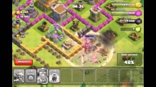 Loco Clash Todo Duendes - Mundo Clash of Clans #75