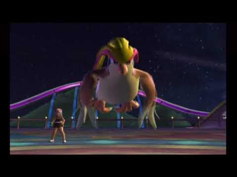 Brooke VS Cyndy In A Pokemon Battle Revolution Gateway Colosseum Rental Pokemon Battle