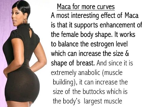 Benefits of Forever Multi Maca to women