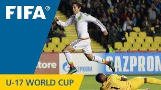 WINNER - U-17 World Cup TOP GOALS: Diego CORTES (Mexico)