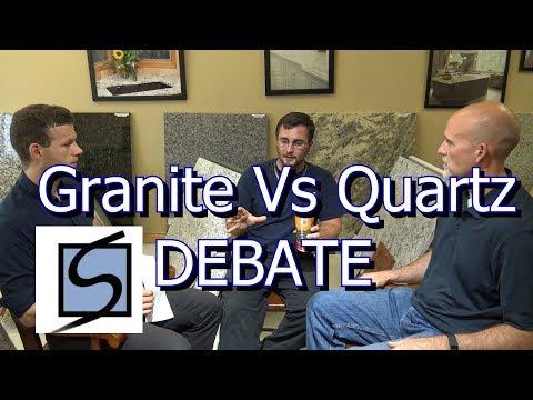 The Granite Vs Quartz Question