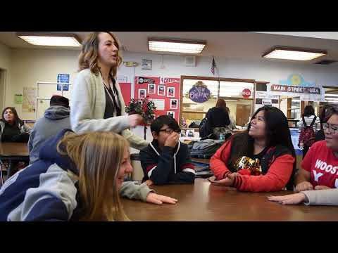 Chapter Commercial (Earl Wooster High School)