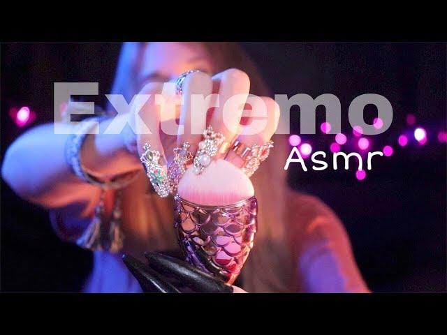 💅 Mi MEJOR video de TAPPING y SCRATCHING para DORMIR | *Funciona* Love ASMR en español