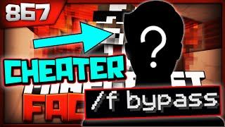Minecraft FACTIONS Server Lets Play - YOUTUBER CAUGHT W/ F BYPASS!! - Ep. 867 ( Minecraft Faction )
