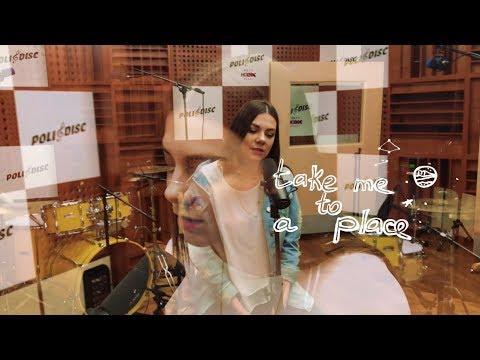 Sandina | Take Me To A Place (Acoustic) | Lyric Video