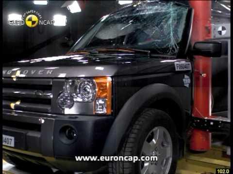 Euro NCAP | Land Rover Discovery | 2006 | Crash test